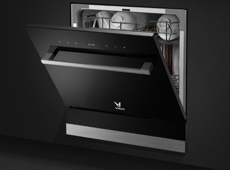 Xiaomi организовала сбор средств на «умную» посудомоечную машину и доступный робот-пылесос