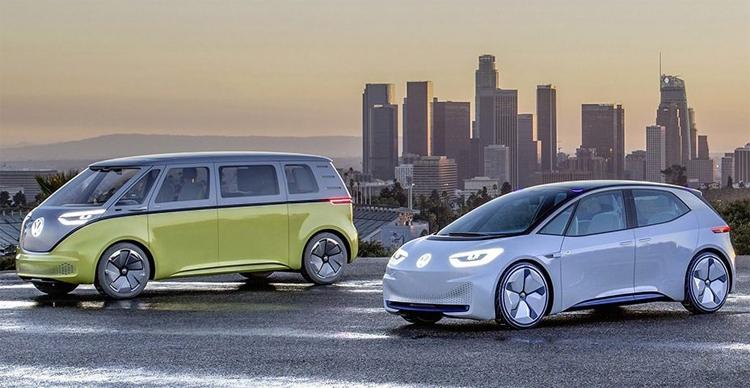 """Volkswagen к 2022 году планирует запустить 16 площадок по выпуску электромобилей"""""""