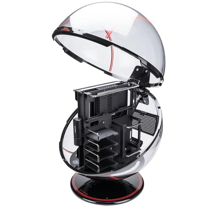 Корпус-сфера In Win WinBot предлагается для заказа по цене $3500