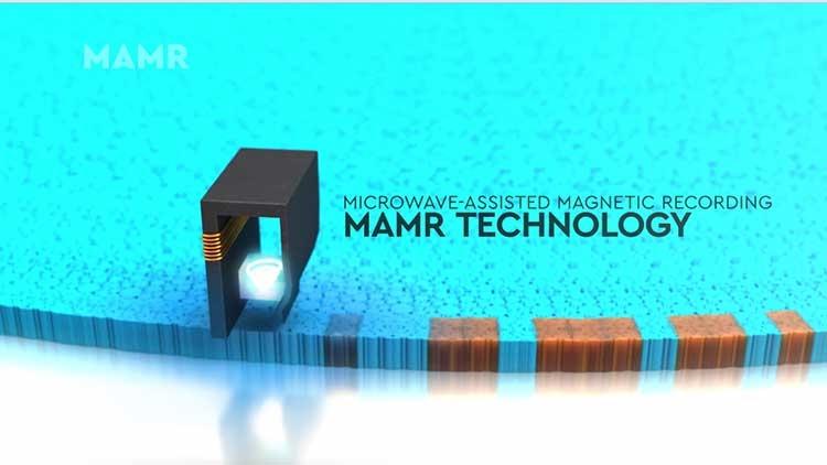 Технология MAMR компании Western Digital повысит надёжность процесса записи