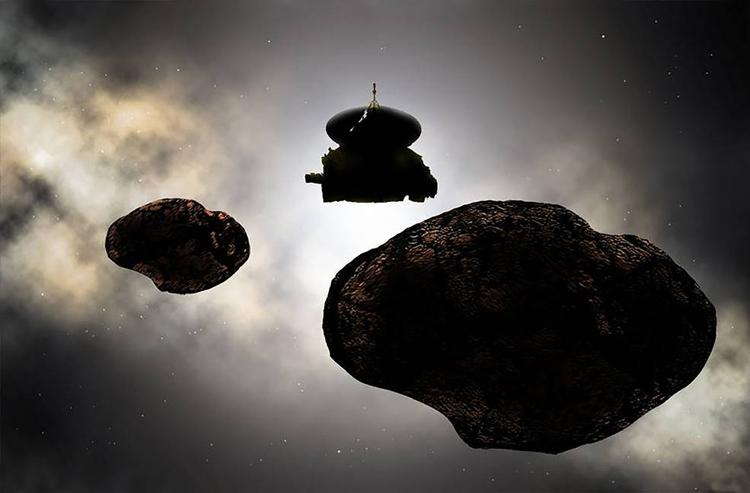Новая цель космической станции New Horizons обрела имя