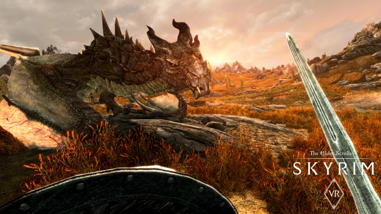 "VR-путешествие по миру The Elder Scrolls V: Skyrim начнётся 3 апреля"""