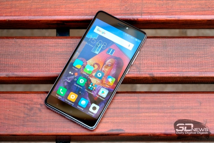 Xiaomi Redmi Note 4X существовал в двух версиях — на базе Snapdragon 625 и Helio X20