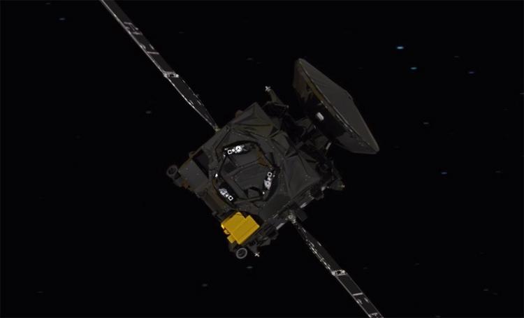 Первые включения приборов миссии «ЭкзоМарс-2016» прошли успешно