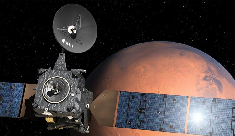 Изображения ESA