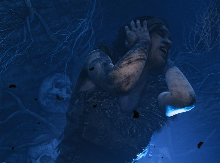 Hellblade: Senua's Sacrifice. Скриншот deadendthrills.com