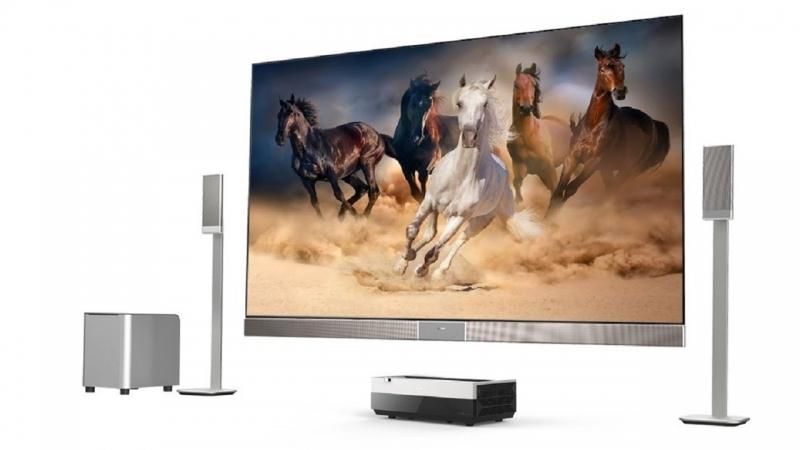 Система Hisense Laser TV