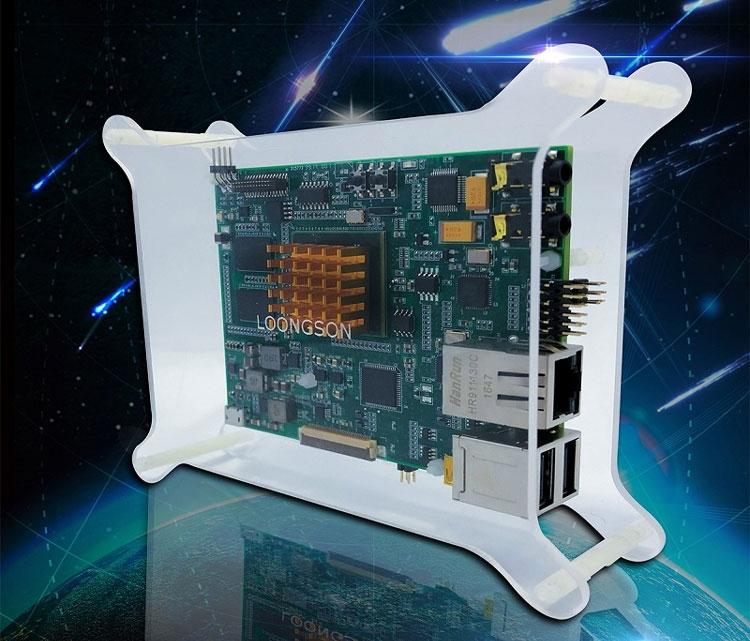 Представлен набор для разработчиков с SoC Godson-2K1000 стоимостью $200