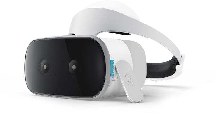 Самодостаточный VR-шлем Lenovo Mirage Solo выйдет 11 мая по цене $400