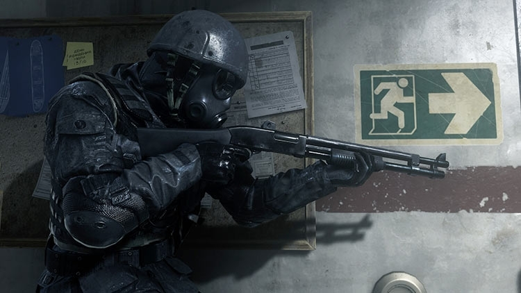 Переиздание Call of Duty: Modern Warfare 2 мелькнуло на Amazon