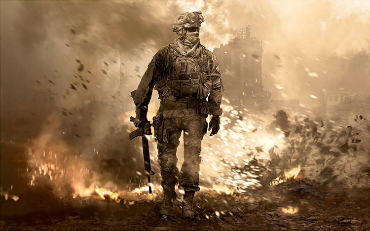Переиздание Call of Duty: Modern Warfare 2 мелькнуло на Amazon""