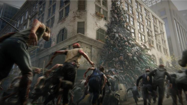 Кооперативный шутер World War Z предложит сражение с тысячей зомби