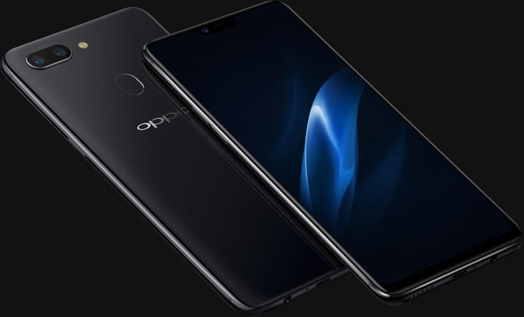 "Дебют смартфона Oppo R15: экран Full HD+ и три камеры"""