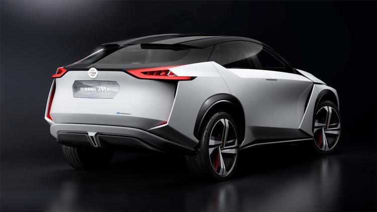 """Электрический концепт-кроссовер Nissan IMx поступит в серийное производство"""""""