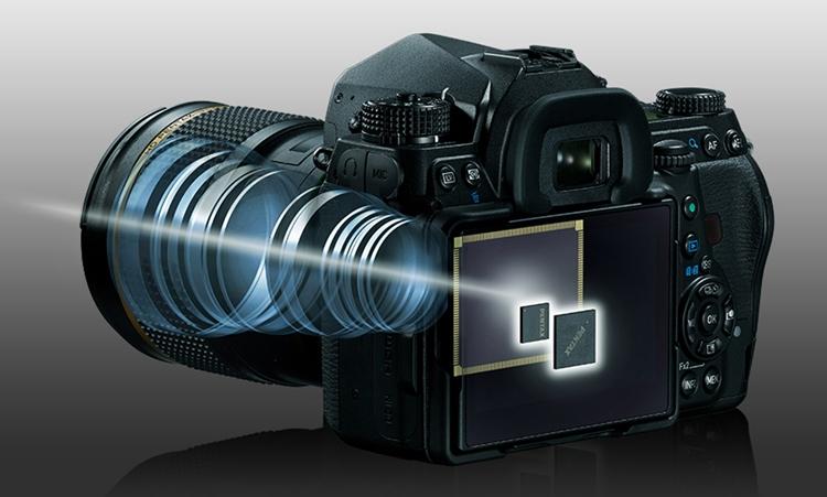 """Pentax предлагает обновить камеру K-1 до модели K-1 Mark II"""""""