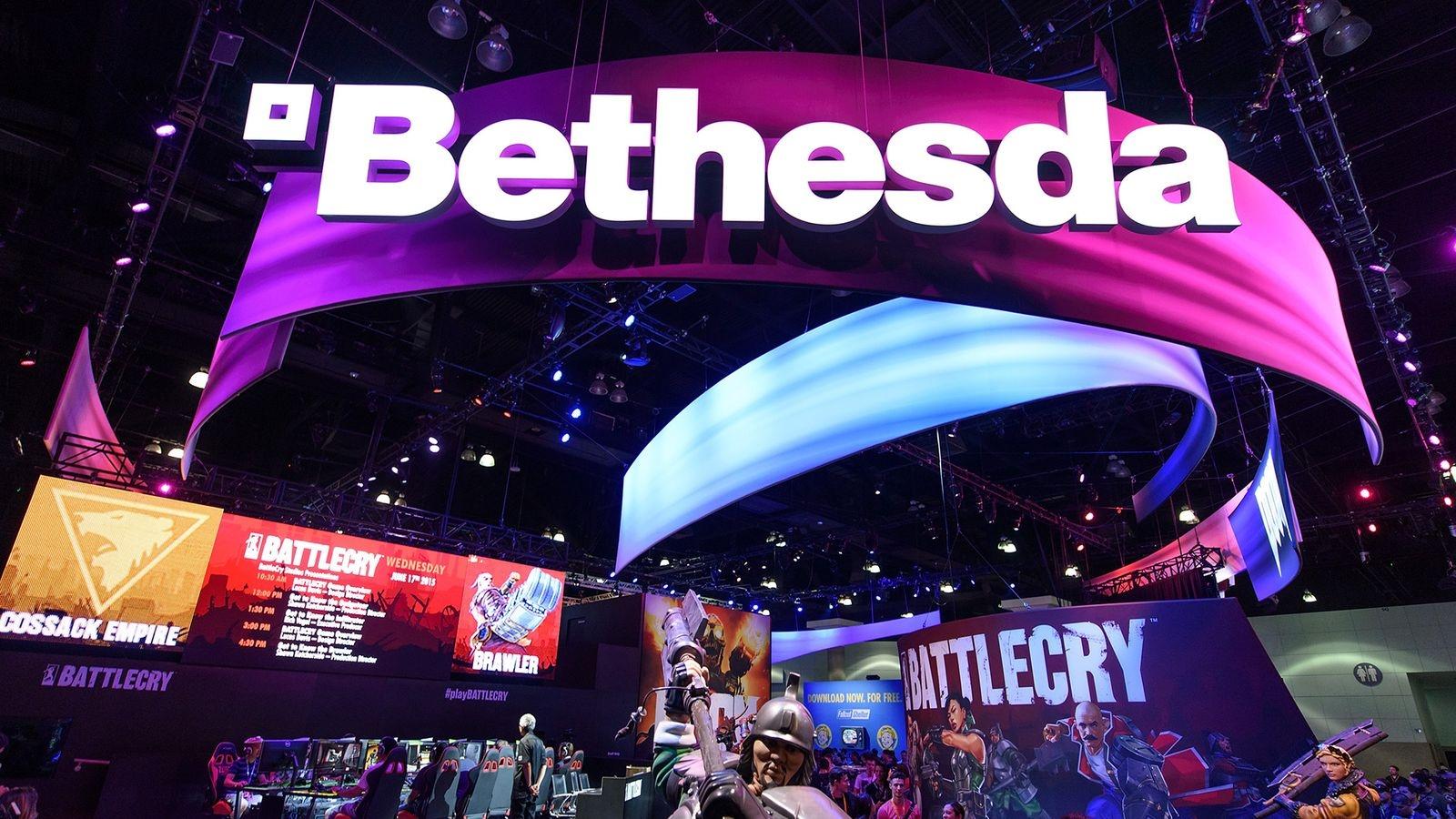 Bethesda анонсирует новейшую игру наЕ3— Слухи