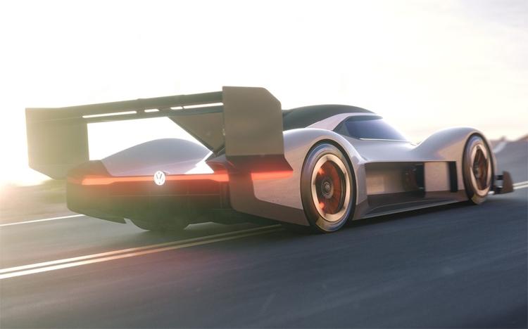 """Volkswagen I.D. R Pikes Peak: электромобиль для самой известной в мире горной гонки"""""""