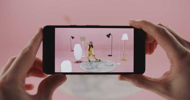 IKEA разработала приложение для «примерки» мебели вдоме