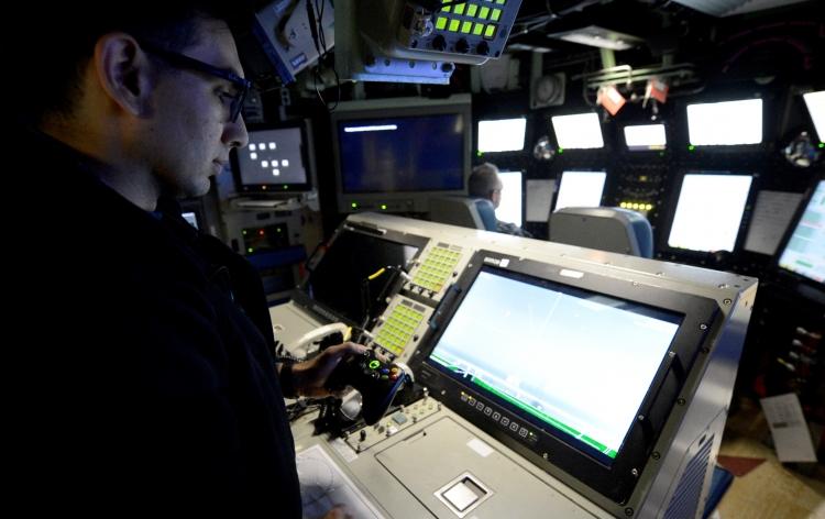 """В атомной субмарине «Колорадо» нашлось служебное место для геймпада от Xbox"""""""