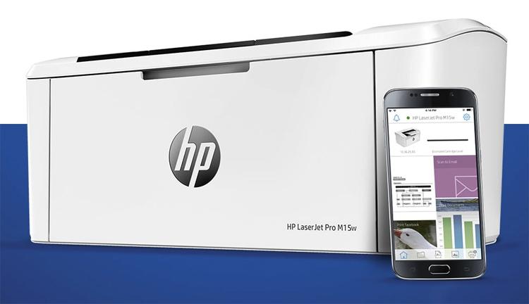 """HP представила новые лазерные принтеры в небольшом форм-факторе"""""""