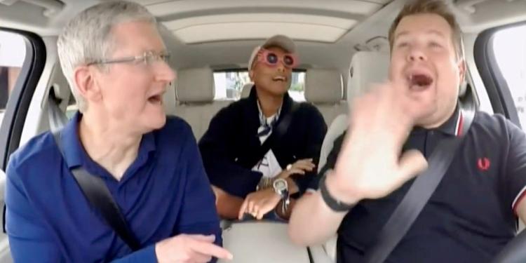 """Apple лидирует по количеству разрешений на тестирование самоходных автомобилейв Калифорнии"""""""