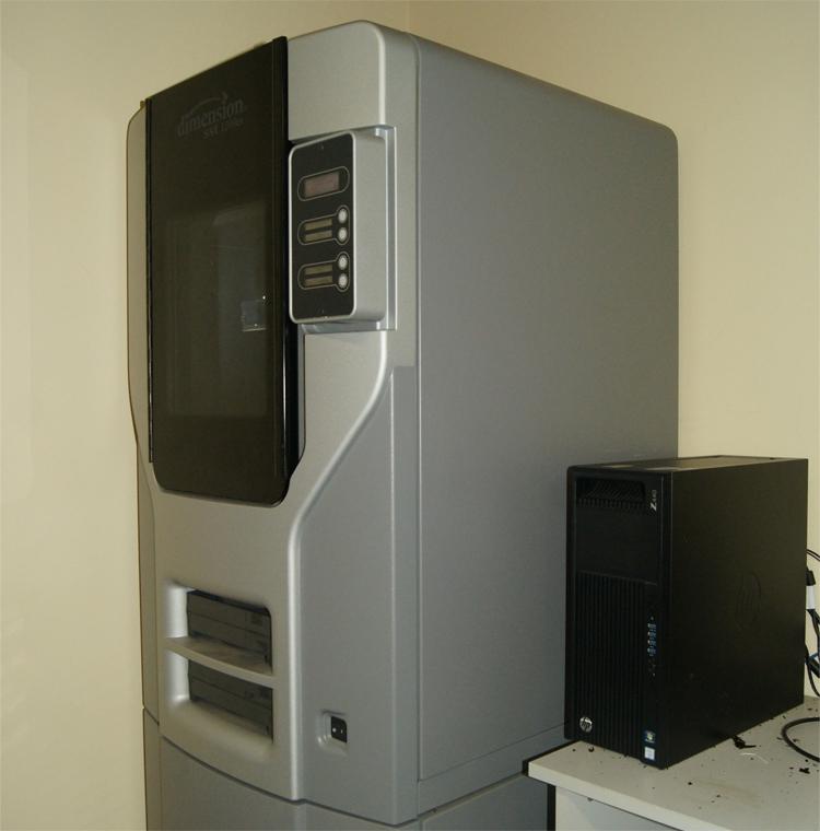 Завод Ниссан вПетербурге освоил 3D-печать