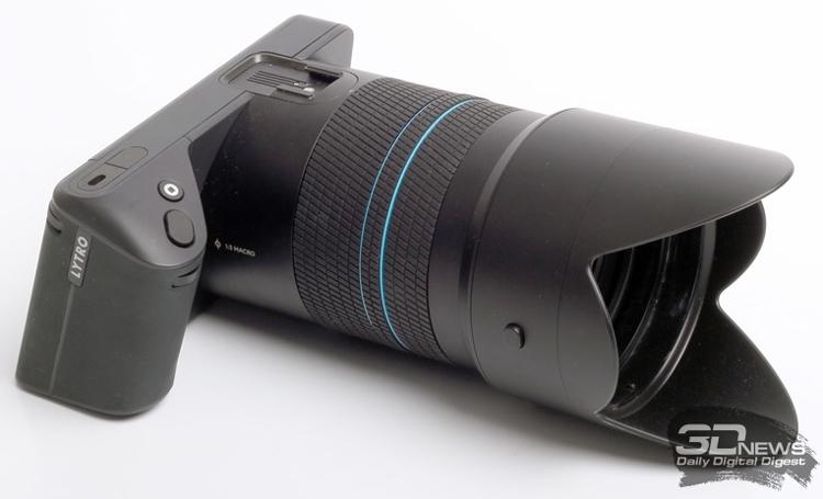 Камера светового поля Lytro Illum