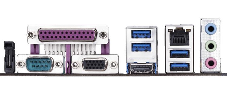 GIGABYTE J4005N D2P: плата Mini-ITX с процессором Intel Gemini Lake