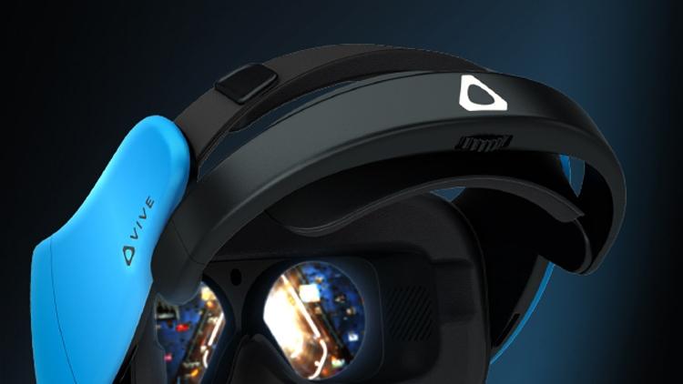 """VR-шлем «всё-в-одном» HTC Vive Focus появится на международном рынке"""""""