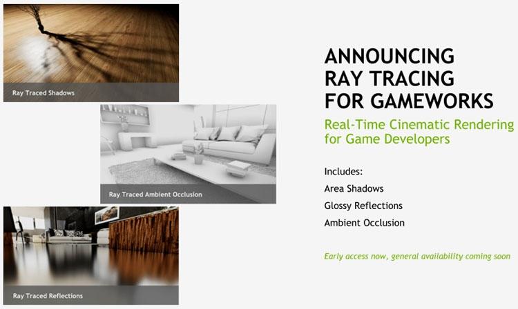 """NVIDIA представила эксклюзивные функции для GPU, которых пока нет на рынке"""""""