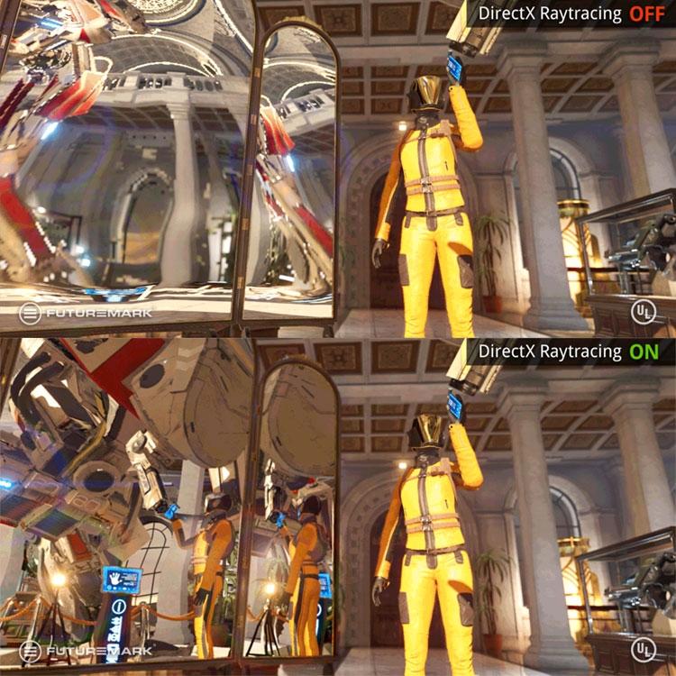 """Видео: Futuremark показала трассировку лучей в реальном времени на базе DX12"""""""
