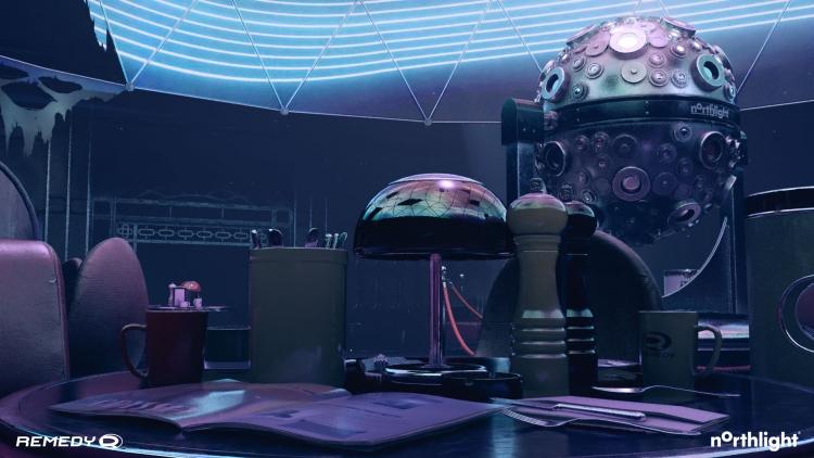 """Видео: эксперименты студии Remedy с трассировкой лучей DXR"""""""