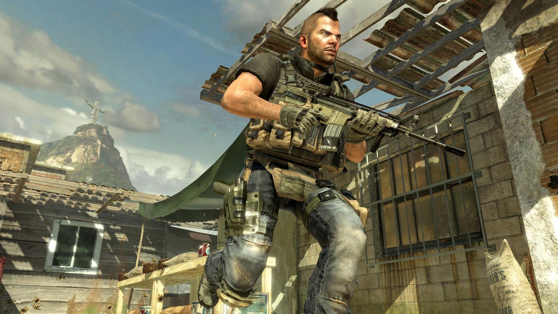 Времастере Call ofDuty: Modern Warfare 2 небудет мультиплеера
