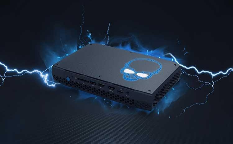 "Intel представила в России мини-ПК Intel NUC на базе Kaby Lake-G"""