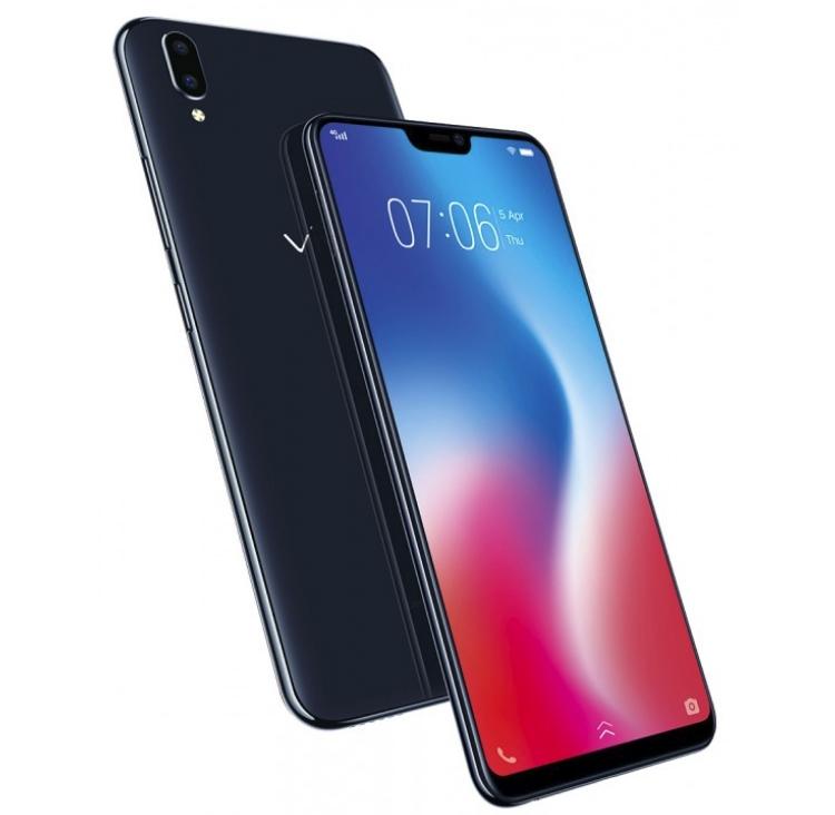 """Смартфон Vivo V9 получил вырез в дисплее под 24-Мп селфи-камеру"""""""
