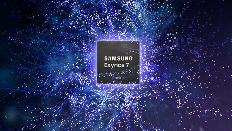 "Samsung Exynos 7 Series 9610: скоростная съёмка и распознавание лиц в смартфонах"""