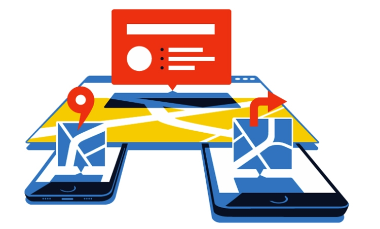 «Яндекс» представил новый инструмент для встраивания карт вмобильные приложения