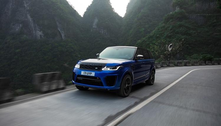 """Автомобили Jaguar Land Rover будут использовать разработки BlackBerry"""""""