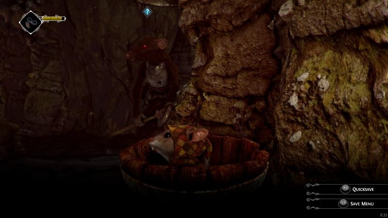 «Куда эта мышь могла спрятаться?»