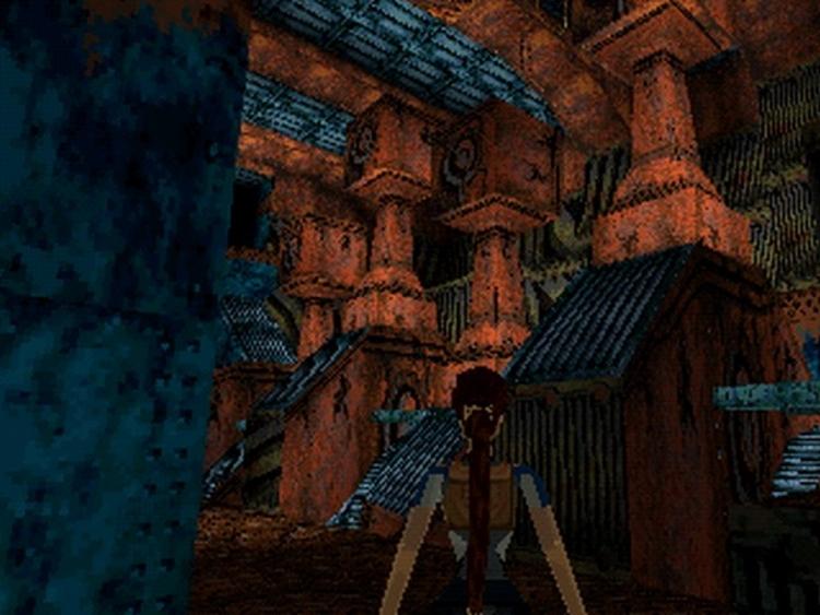 Tomb Raider II (оригинальная версия в Steam)