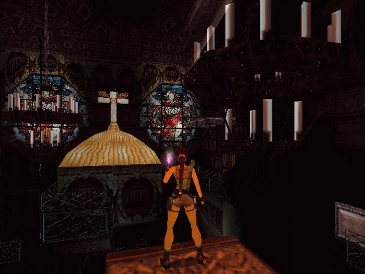 Tomb Raider III (оригинальная версия в Steam)
