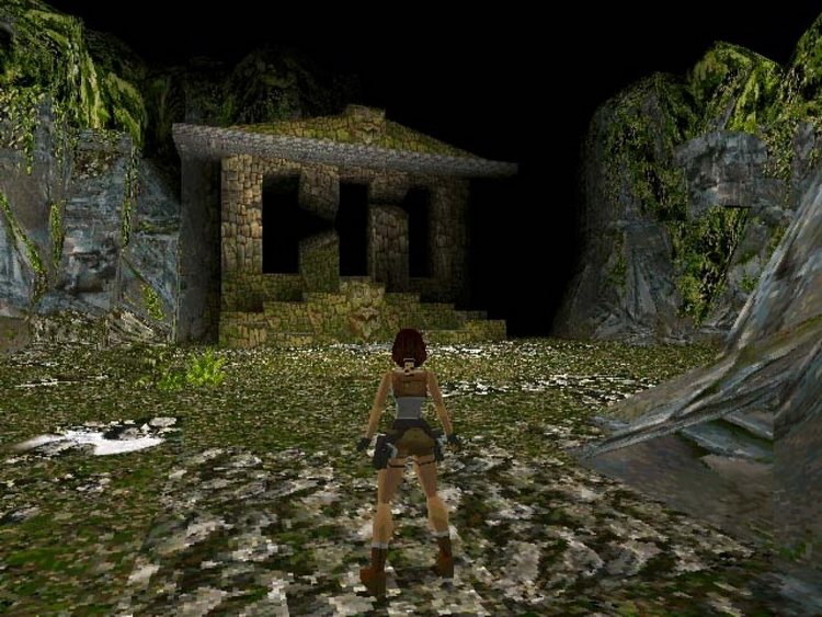 Tomb Raider I (оригинальная версия в Steam)