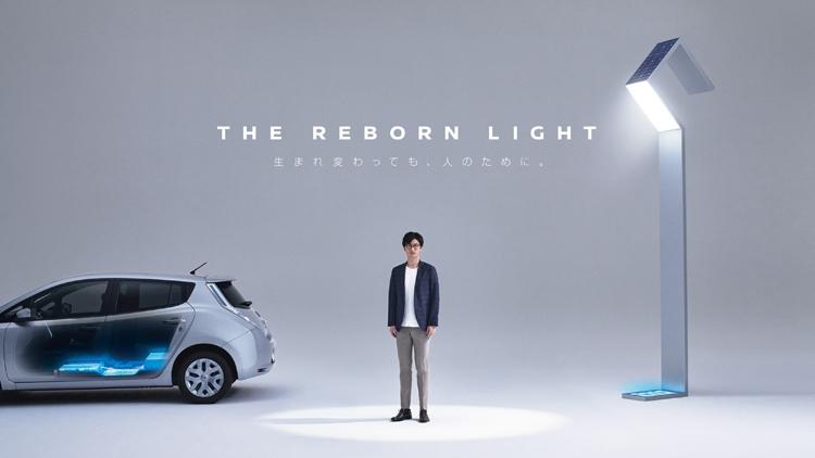 "Батареи от электрокаров Nissan LEAF осветят целый город"""