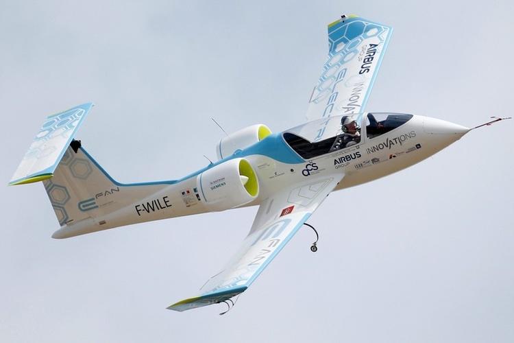 """Норвегия начнёт переход на электрические самолёты в ближайшие годы"""""""