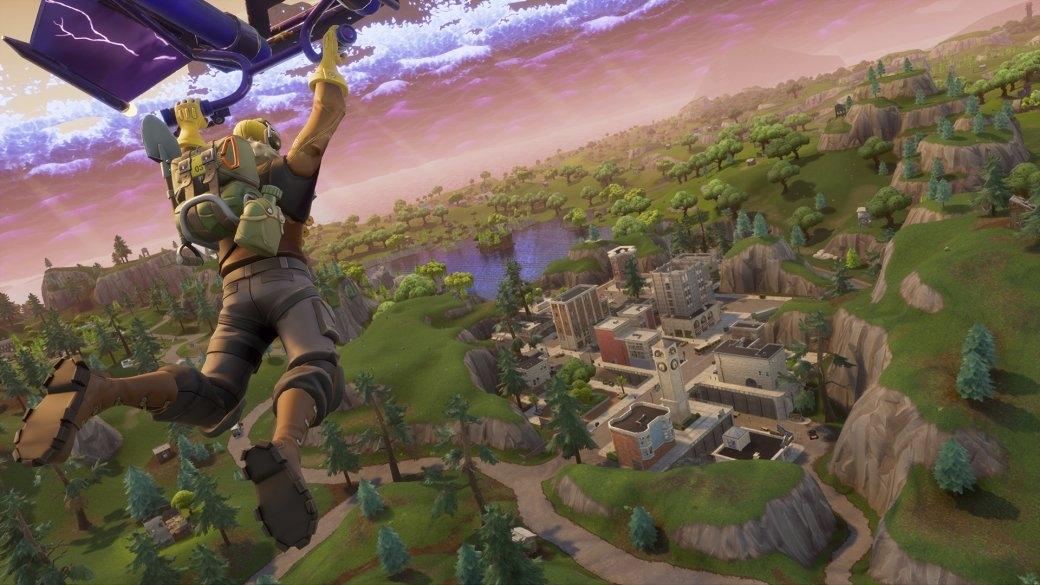 Управляющий Epic Games: участь Fortnite висела наволоске