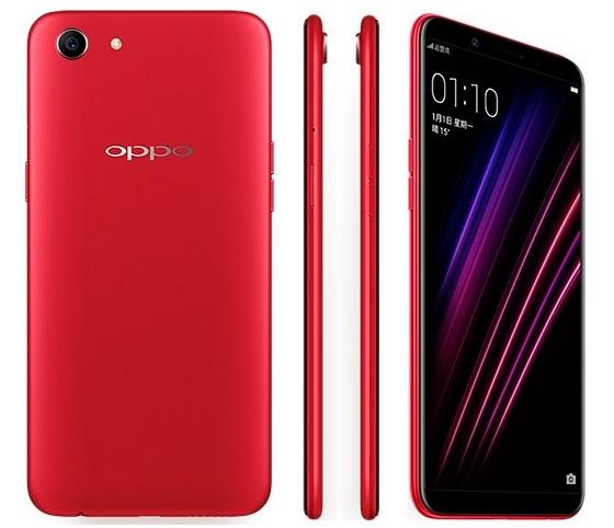 """Oppo A1: бюджетный смартфон с разблокировкой по лицу"""""""