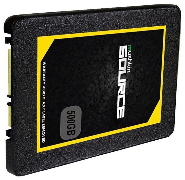 341 3 - Mushkin Source: семейство SSD для тех, кто пока не расстался с HDD