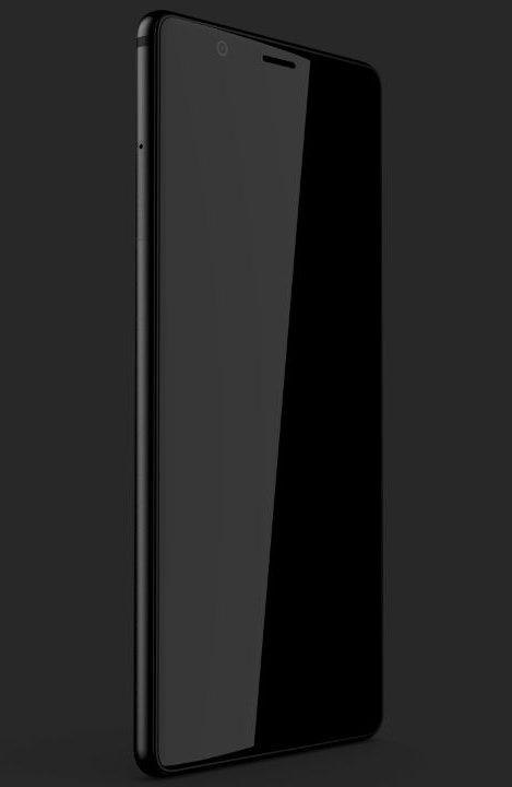 "Смартфон BlackBerry Ghost Pro замечен на рендерах"""