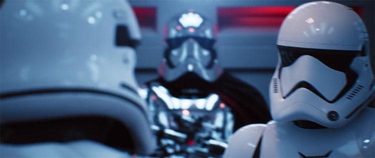 """Видео: Epic Games показала трассировку лучей в сцене «Звёздных войн» на своём движке"""""""