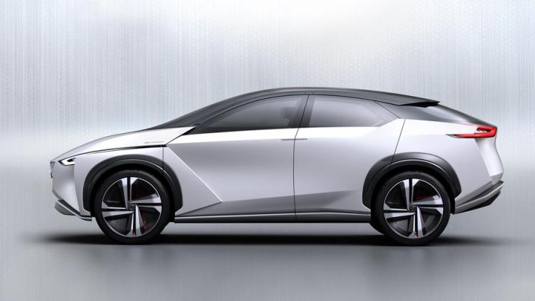 """Nissan к 2022 году выпустит 8 новых моделей электромобилей"""""""
